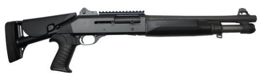 Benelli M4 Shotgun review