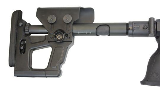 Ritter and Stark SX1 adjustable butt