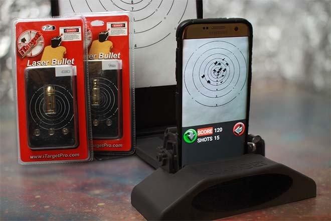 iTargetPro turn your home into a firing range, guns