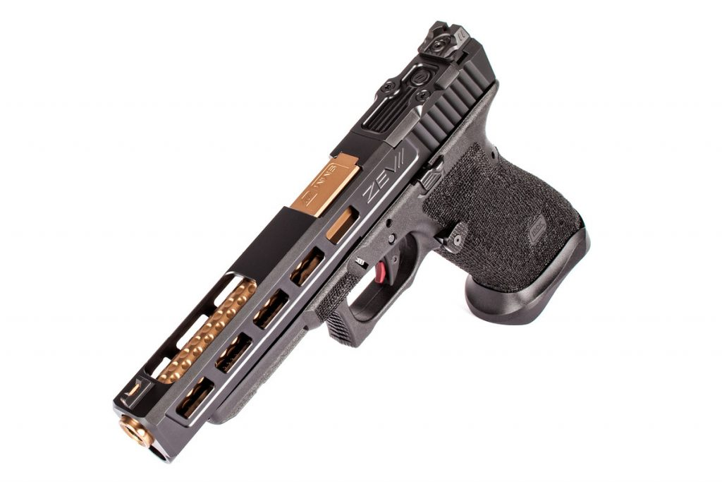ZEV Technologies Z34 Dragonfly for sale. One of the greatest tuned Glocks of all time.
