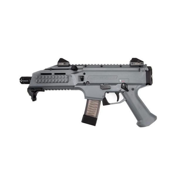 CZ Scorpion Evo 3 Battleship Grey