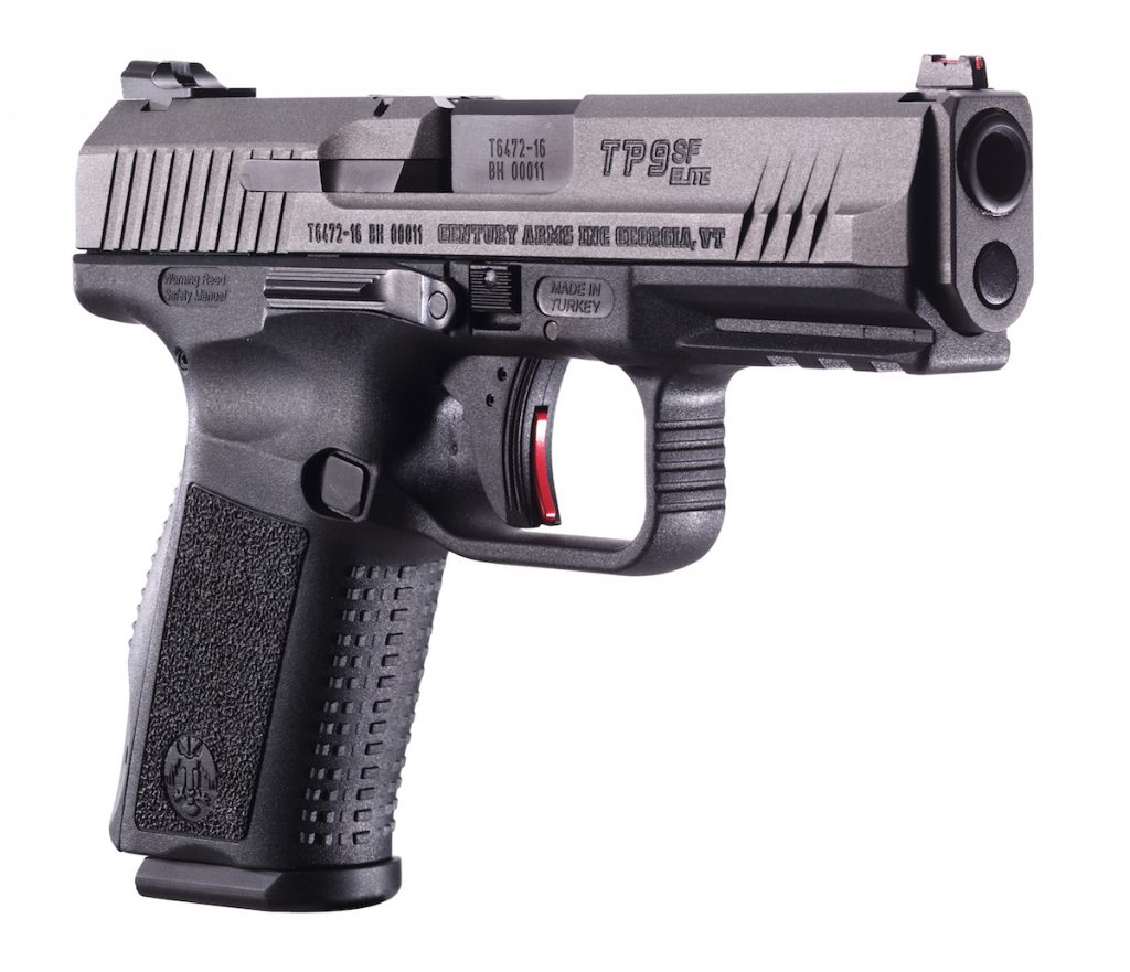 Canik TP9 9mm handgun