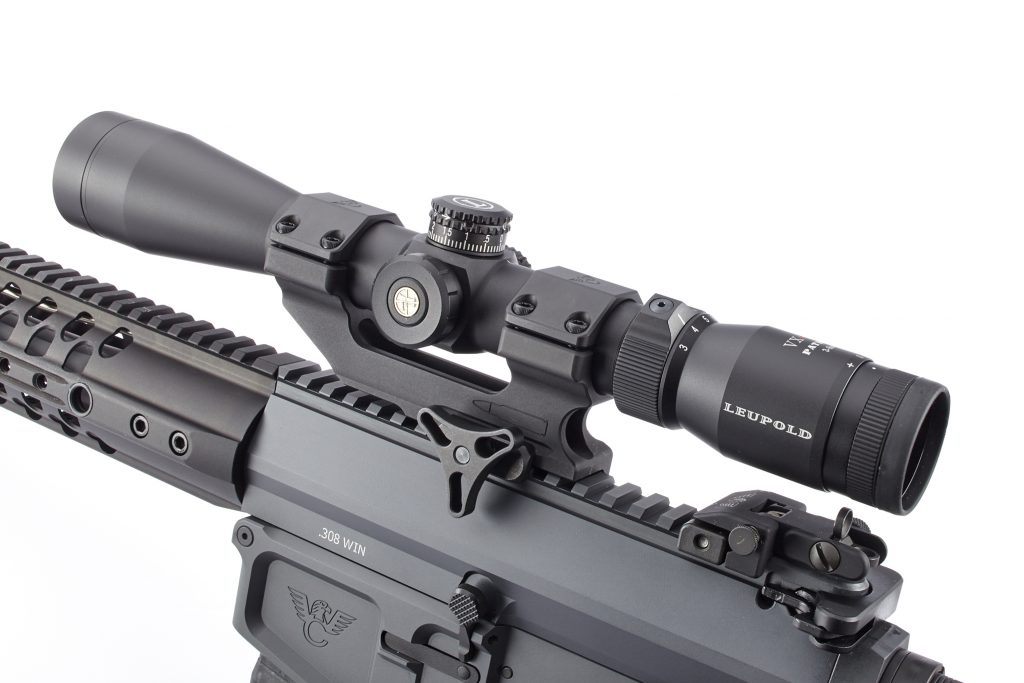 Leupold optic, a bargain long distance scope