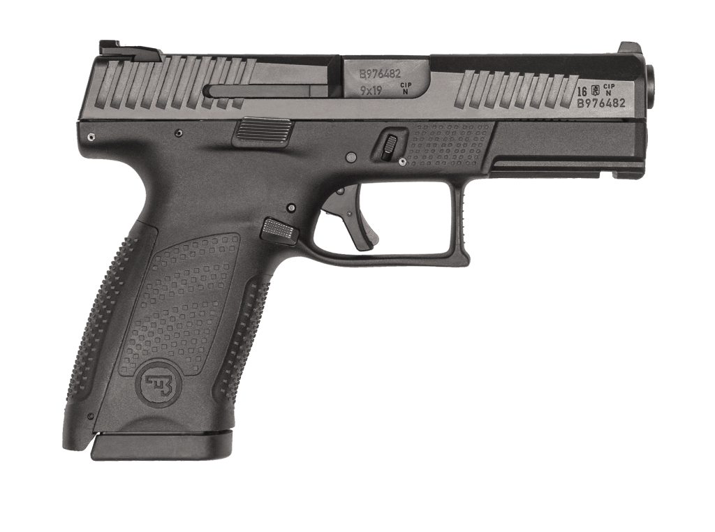 CZ P-10 A Great Glock Alternative
