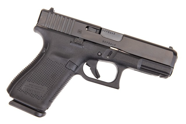 Glock 19 5th Gen,  the greatest all round compact pistol just got a little better.