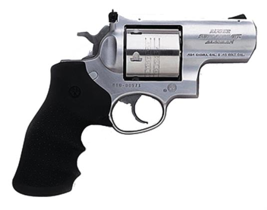 Ruger Super Redhawk Alaskan Special for sale - 454 Casull in a snubnose pocket pistol. Bear defense gun.