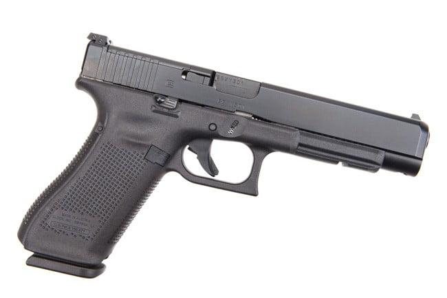 Glock 34 Gen 5 - A great home defense handgun