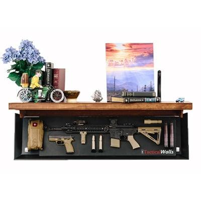 Gun Shelf - Hidden Guns