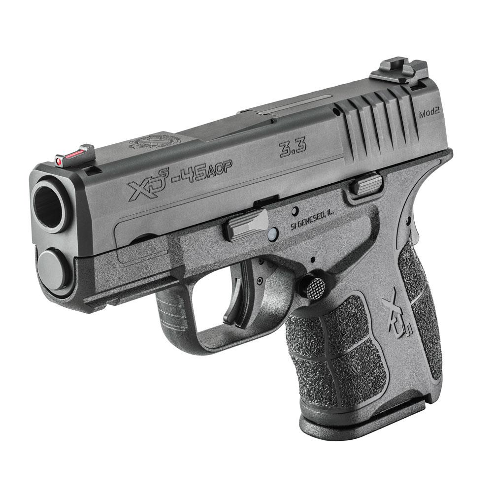 Springfield Armory XD-S 45 ACP review