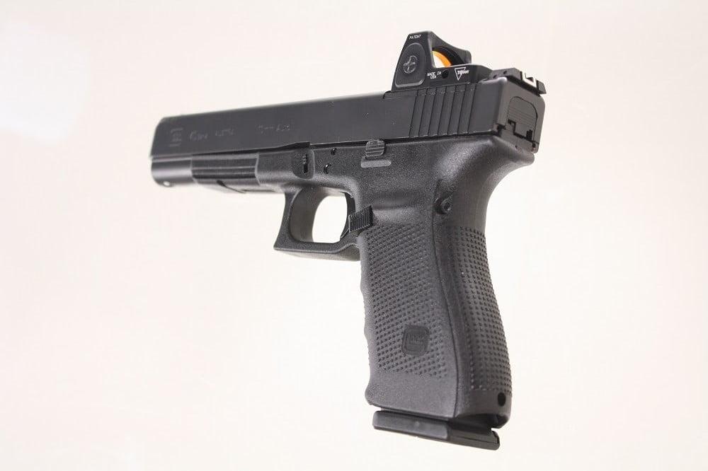 Glock 40, a 10mm ultimate home defense handgun