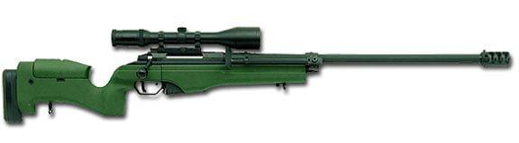 Sako TRG 42 Sniper rifle