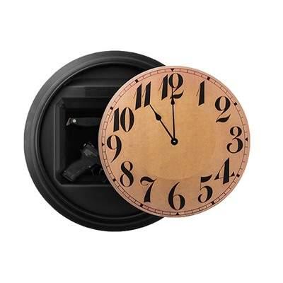 Clock gun vault