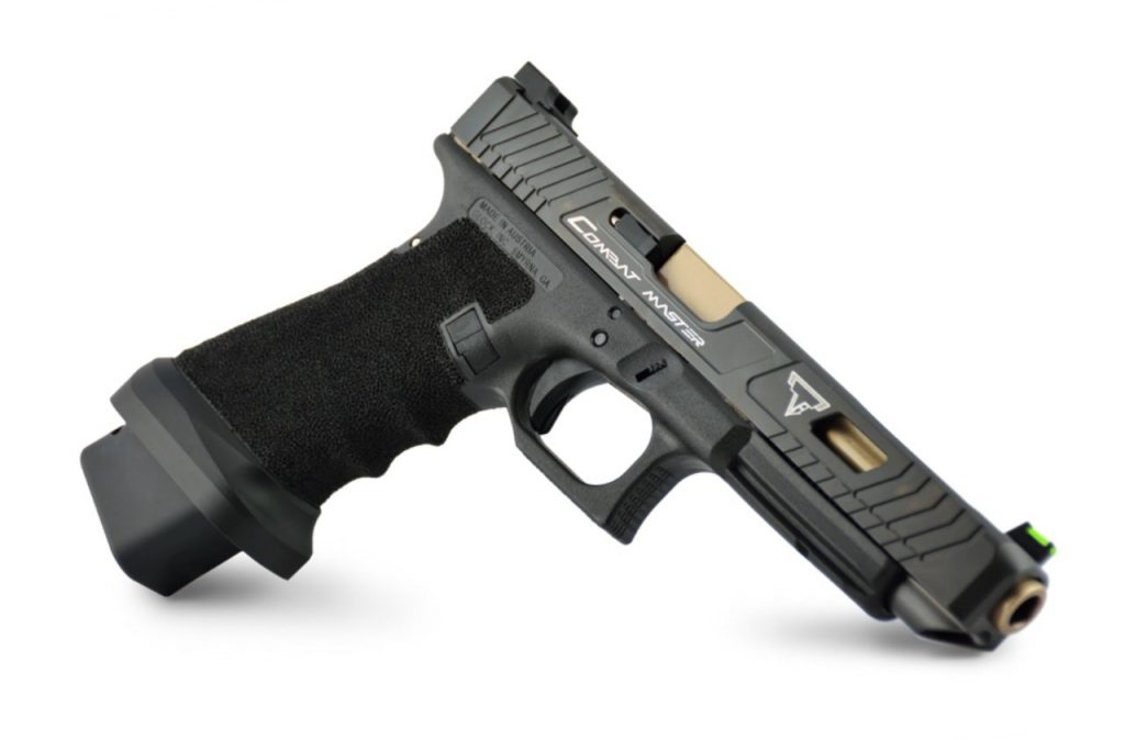 John Wick 2 Glock 34 with TTI Combat Master Package