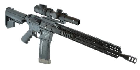 TTI AR-15 from John Wick 2