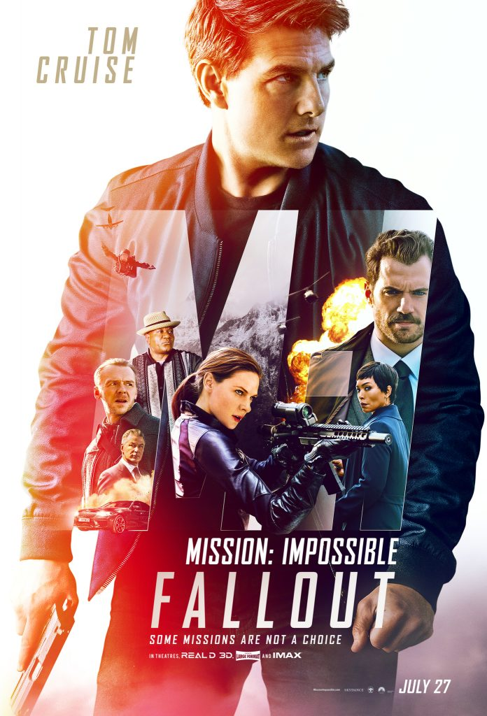 The guns of Mission Impossible: Fallout