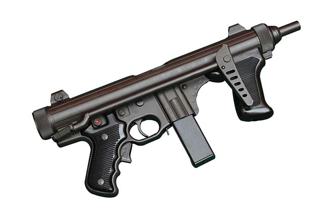 Beretta PM12 Sub Machine Gun