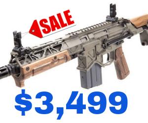 Battle Arms Development AR pistol For Sale!