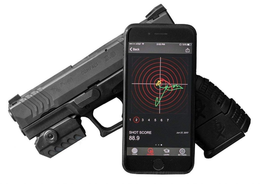 MantisX Firearms Training System For Sale
