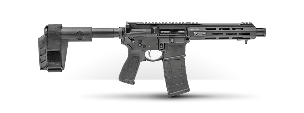 Springfield Armory Saint Pistol 5.56mm NATO pistol for sale. Buy guns online at the best prices here.