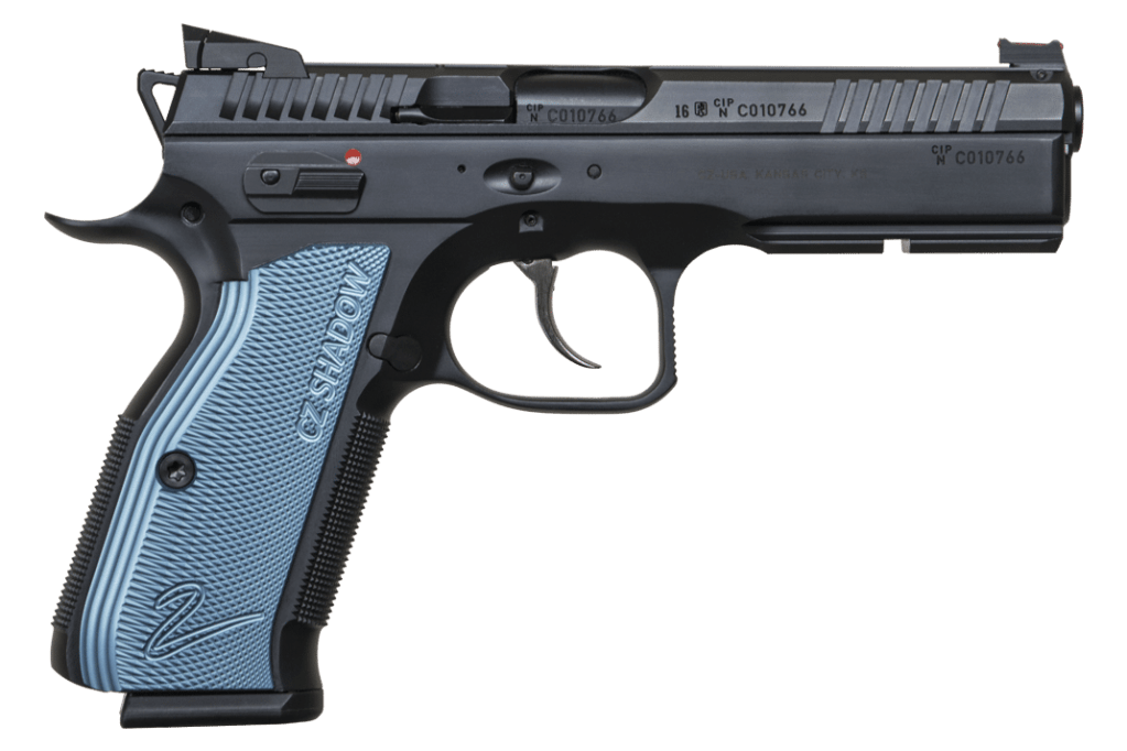 CZ SHadow 2 for sale. Is it the best full-size 9mm handgun on sale in 2019? We think so, at this price. Buy your gun online right now.