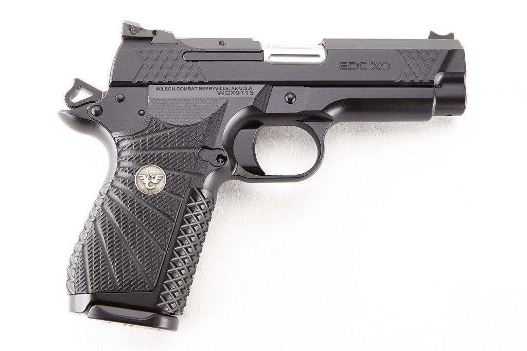 Wilson Combat EDC X9 - An expensive handgun and a great EDC