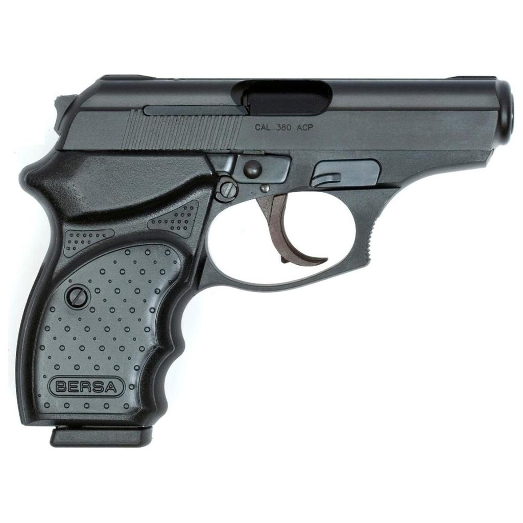 Bersa 380 Thunder - A great concealed carry handgun that is starting to show its age in 2019. It's still a cheap gun though! Buy yours here.