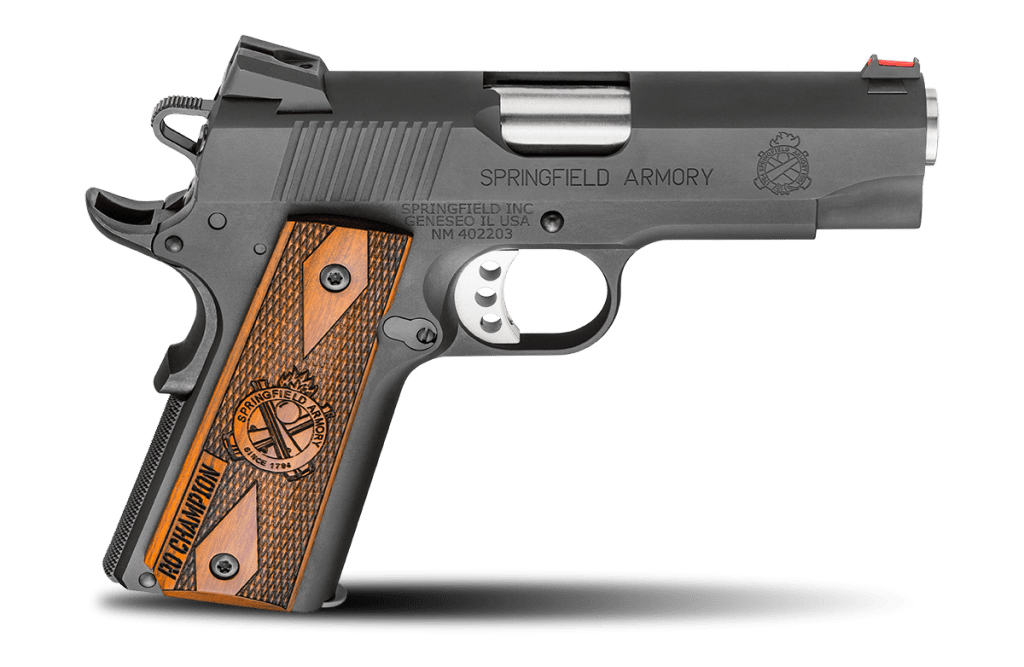 Springfield Armory Range Officer, a great 1911 for less than $1000