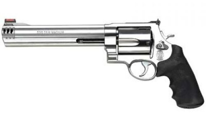 S&W 500 50 Cal handgun for sale, a hunter and personal defense monster