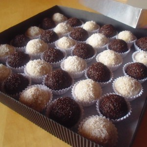 Conversion de Unidades de Trufas de Chocolate
