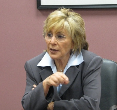 Photo from ##http://www.flickr.com/photos/senatorboxer/##Barbara Boxer's flickr page##