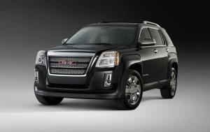 "The SUV: ""We're Back."" Photo: ##http://autoworld.wordpress.com/2009/04/06/new-2010-gmc-terrain-revealed-details-and-photos/gmc-terrain-suv-2010-img_9/##Auto World##"