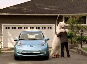 Yeah, we're still not buying this Nissan Leaf ad.