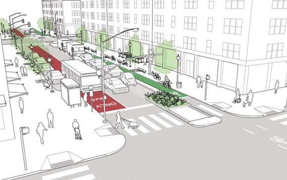 Pedestrian Planning And Design Guide