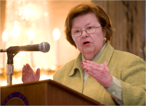 "Senate Appropriations Chair Barbara Mikulski said the omnibus bill takes the transportation budget and other functions of government off ""autopilot"" for the first time since 2011. Photo: ##http://www.flickr.com/photos/nasa_goddard/5613807476/?welcome##NASA Goddard Space Flight Center/flickr##"