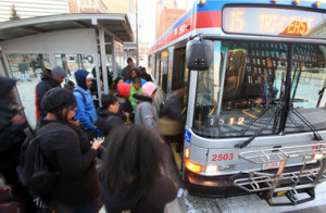 Some transit riders will get a tax hike this year. Image: ##http://watchdog.org/81498/ohio-bill-increases-penalties-for-assaulting-transit-workers/## Ohio Watchdog##