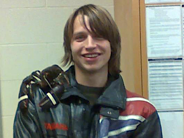 Brandon Majewski was 17 when he was killed in a collision with an SUV. The driver is now suing his family. Photo: National Post