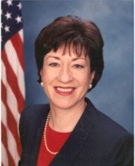 "Sen. Susan Collins said driver-fatigue rules had ""unintended consequences."""
