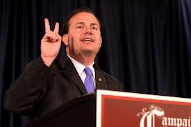 How many crappy amendments are you trying to force down the Senate's throat, Mike Lee? That's right: two. Photo: ##https://www.flickr.com/photos/gageskidmore/7998337795/##Gage Skidmore/Flickr##