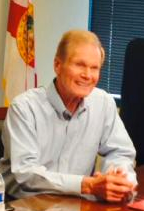 Democrat Bill Nelson of Florida will likely take over as Ranking Member of the Commerce Committee, with jurisdiction over rail and safety -- two passions of his. Photo: ##http://www.billnelson.senate.gov/photo-slider?page=1##Office of Sen. Nelson##