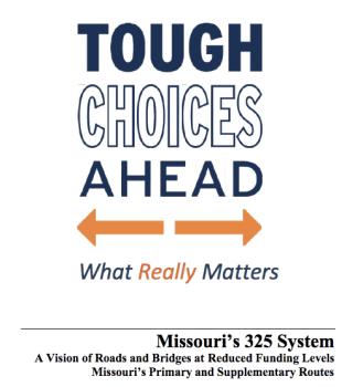 MoDOT's approach to highway funding is no longer sustainable. The organization hopes its scaled-back plans encourage voters to pony up more money. Image; MoDOT