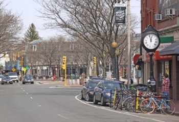 Somerville, Massachusetts is one of the most densely populated places in New England. Photo: Design Sponge