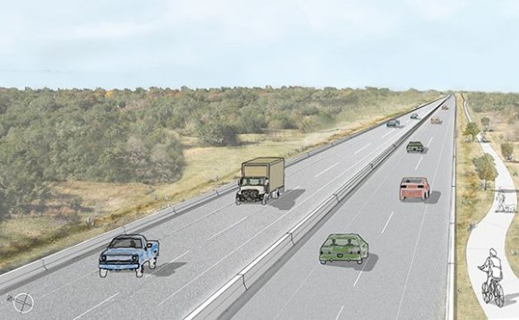 Caption this rendering! Source: TxDOT