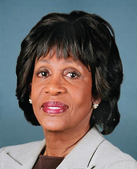 California Congresswoman Maxine Waters was one of the sponsors of the provision. Photo: Wikipedia