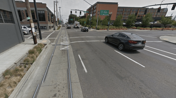Portland wants to change the speed limit on North Weilder Street from 35 to 25. Photo: Google Maps