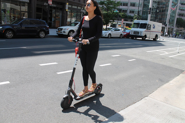 DEEP DIVE: Are E-Scooters Unsafe At Any Speed? – Streetsblog USA