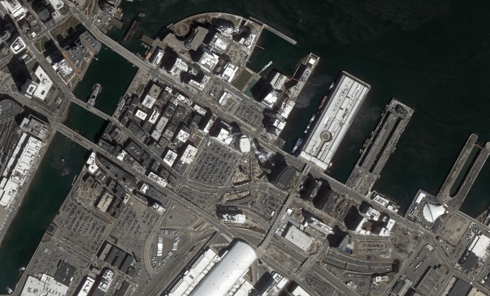 boston seaport after