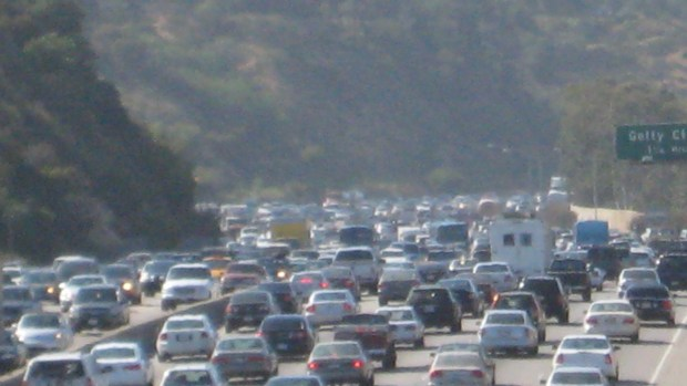 A Great Big Freeway — Thanks to Induced Demand