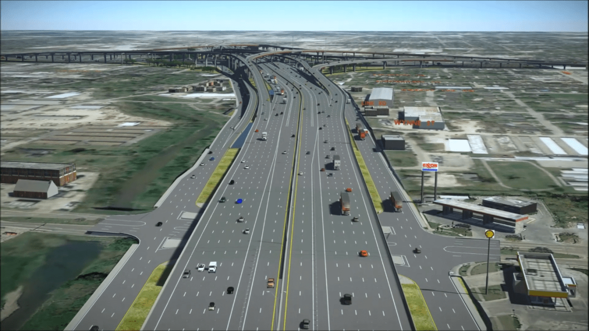 Boondoggle: A Texas-Sized Mess Of A Highway Plan