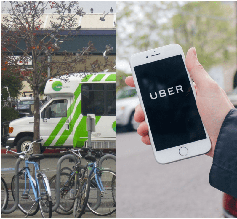 Strange Bedfellows: Transit Agency To Pay Uber $80K To Collect Fares