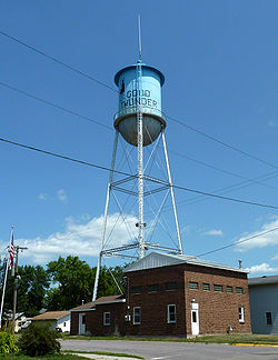 The state of Minnesota is planning to spend $20 million to expand highway access to the town of Good Thunder, population 600. Photo: Wikipedia